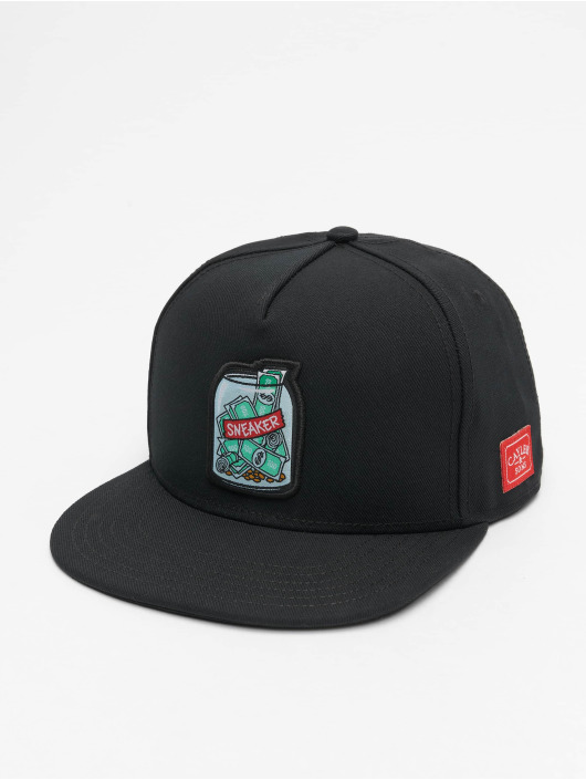 Cayler & Sons Snapback WL Savings èierna