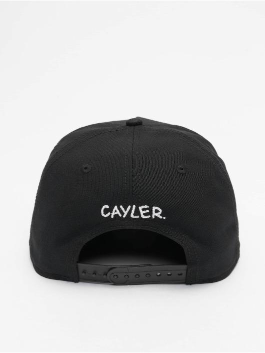 Cayler & Sons Snapback WL Savings èierna