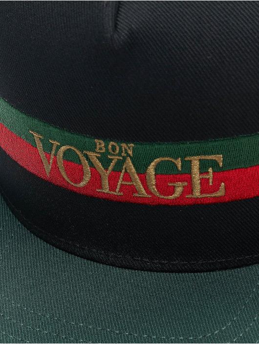 Cayler & Sons Snapback WL Rich Voyage èierna