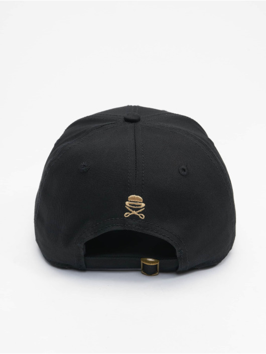 Cayler & Sons Snapback Wl Earn Respect Curved Cap èierna