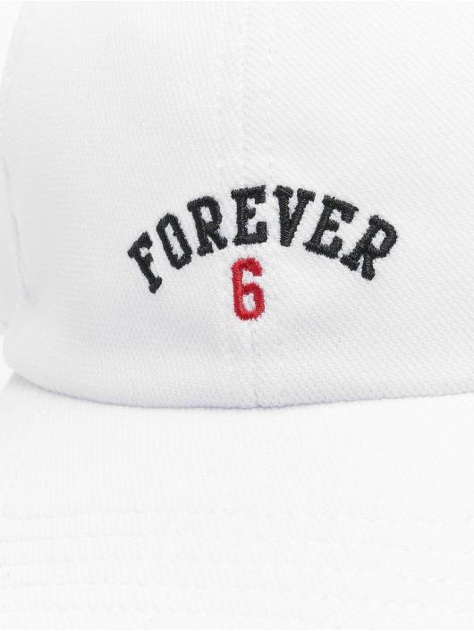 Cayler & Sons Snapback WL Forever Six Curved biela