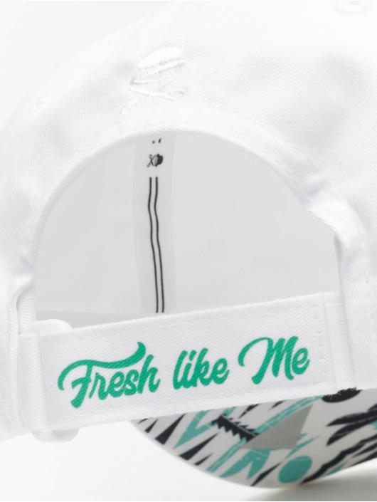 Cayler & Sons Snapback Wl Fresh Like Me Velcro biela