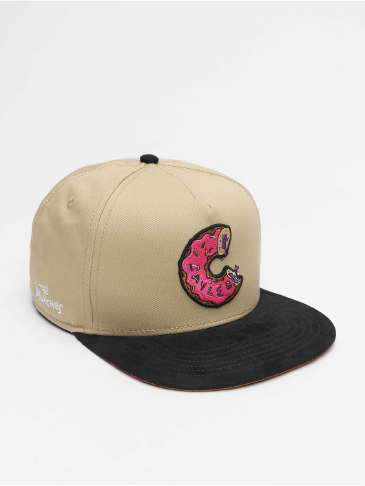 Cayler & Sons Snapback Cap WL Los Munchos beige