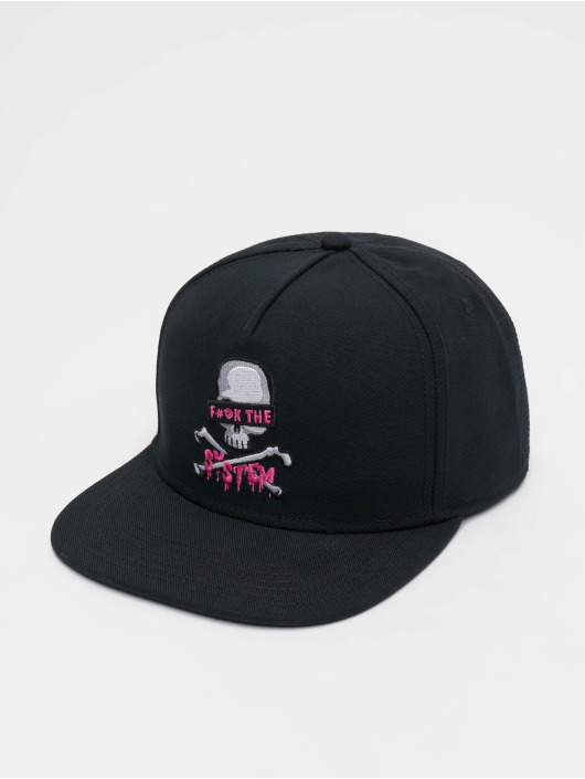 Cayler & Sons Snapback Cap CSBL Eff black