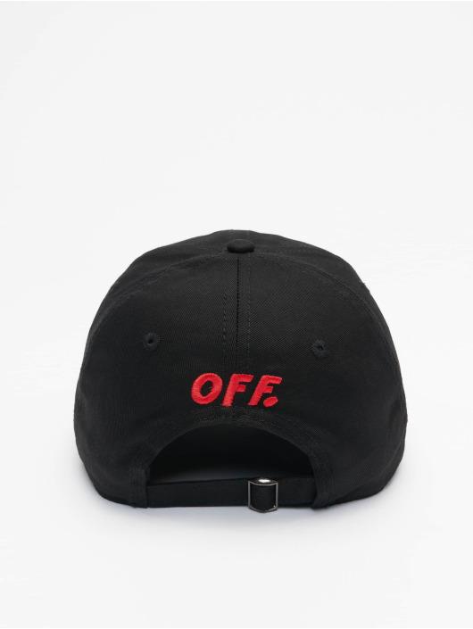 Cayler & Sons Snapback Cap Off Curved black