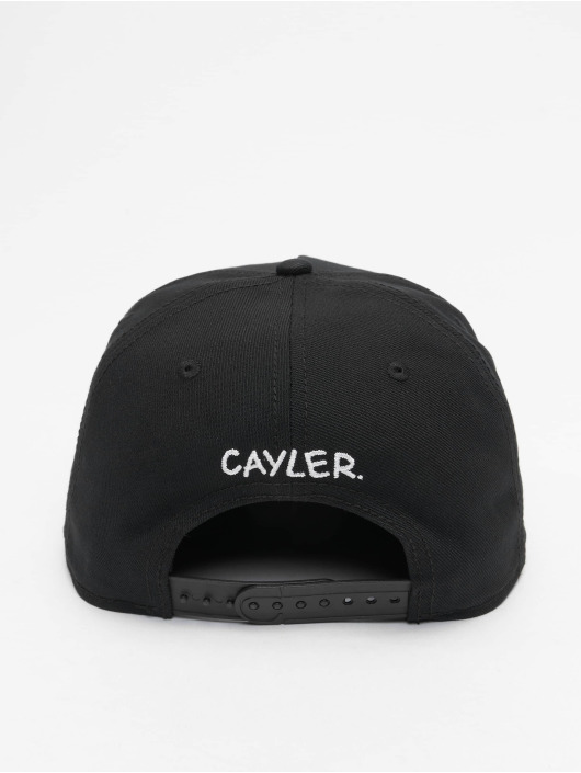 Cayler & Sons Snapback Cap WL Savings black