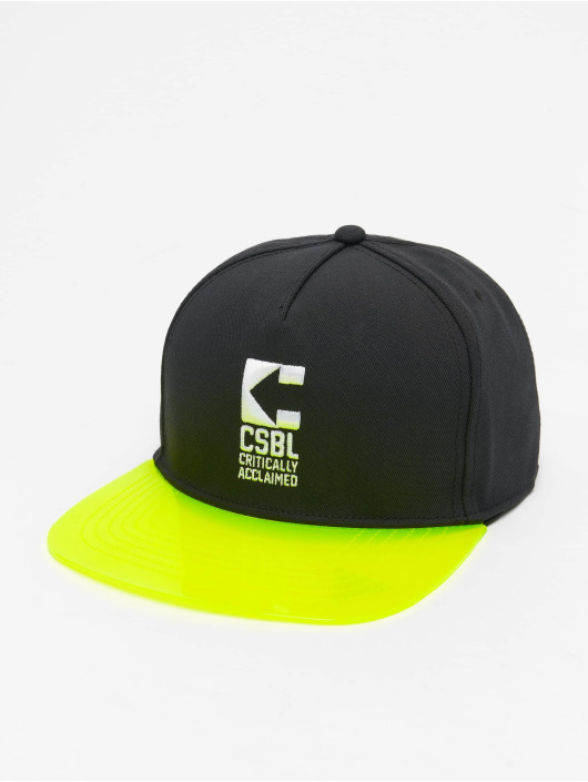 Cayler & Sons Snapback Cap BL Critically Acclaimed black