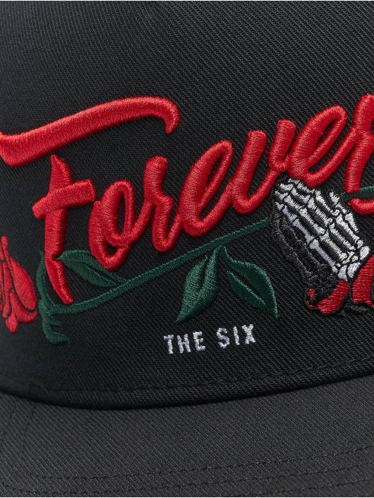 Cayler & Sons Snapback Cap WL Six Forever black