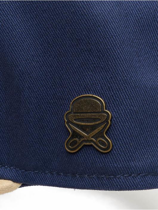 Cayler & Sons Snapback Cap Navigating blau