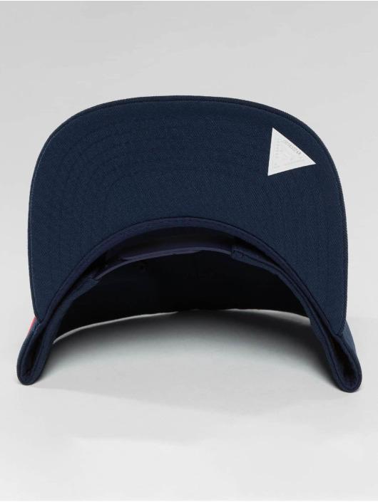 Cayler & Sons Snapback Cap CSBL Ain't Hard blau