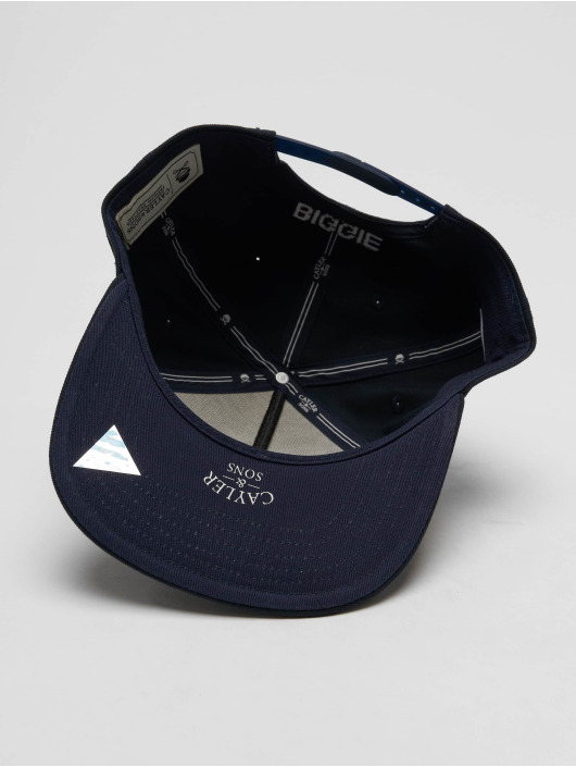 Cayler & Sons Snapback Cap Wl Constructed blau