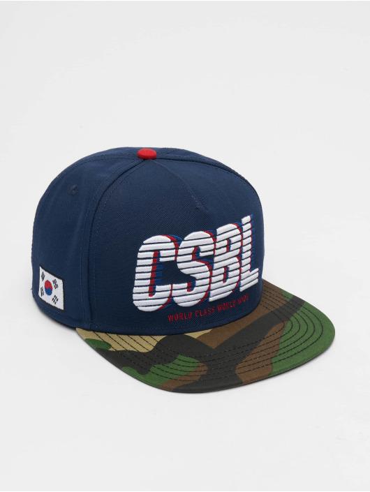 Cayler & Sons Snapback Cap CSBL blau