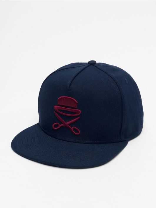 Cayler & Sons Snapback Cap PA Icon blau