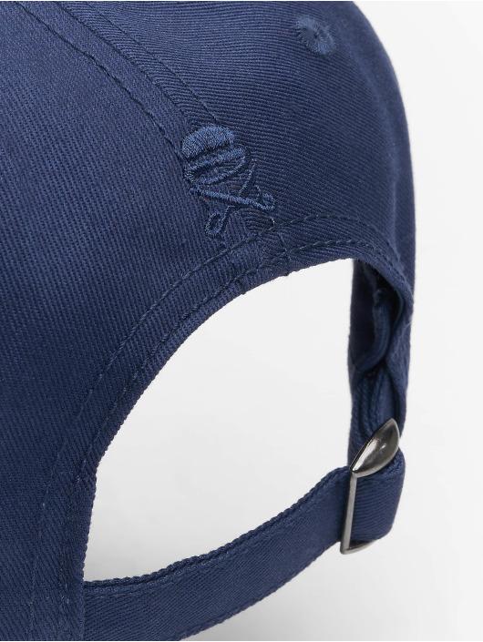 Cayler & Sons Snapback Cap Los Munchos blue