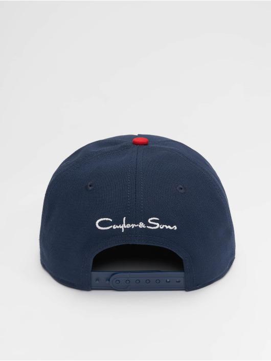 Cayler & Sons Snapback Cap WL Westcoast blue