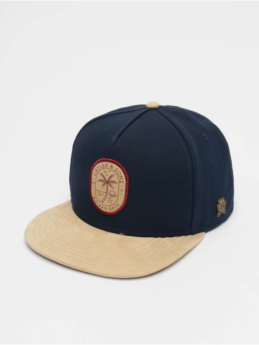 Cayler & Sons Snapback Cap No Bad Days blue