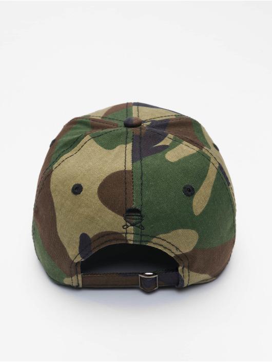 Cayler & Sons Snapback Cap WL La Familia camouflage