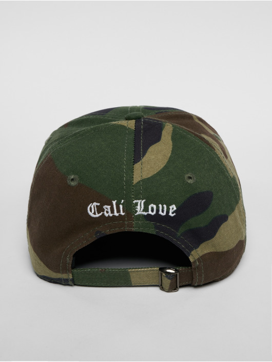 Cayler & Sons Snapback Cap C&s Wl Cee Love Curved Cap Woodland/mc camouflage