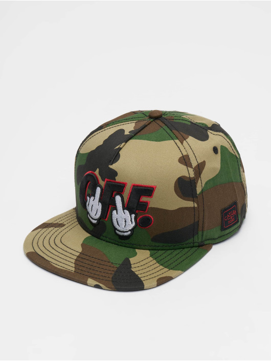 Cayler & Sons Snapback Cap Seriously camouflage