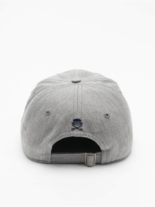 Cayler & Sons Snapback Cap Frat Boy gray