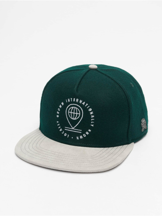 Cayler & Sons Snapback Cap CL Known green