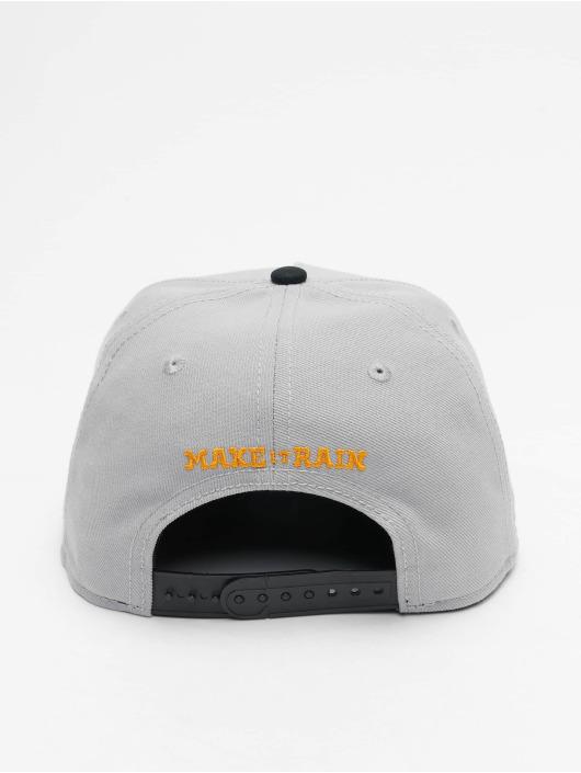 Cayler & Sons Snapback Cap WL Make It Rain grey
