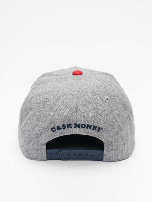 Cayler & Sons Snapback Cap WL Money Call grigio