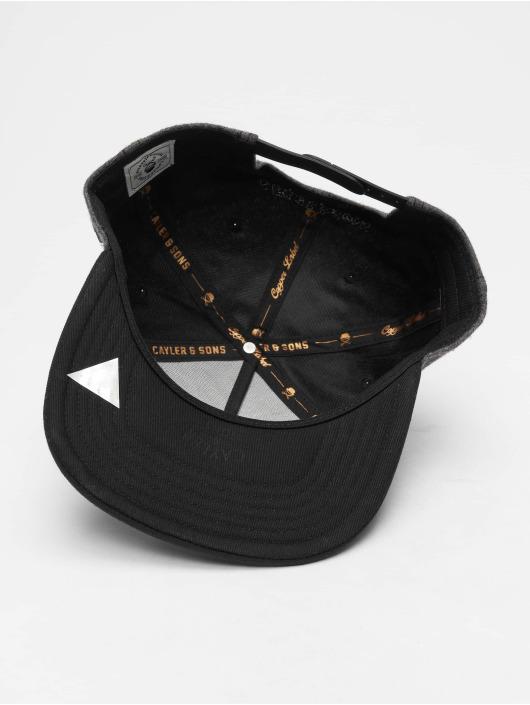 Cayler & Sons snapback cap Cl Bright grijs