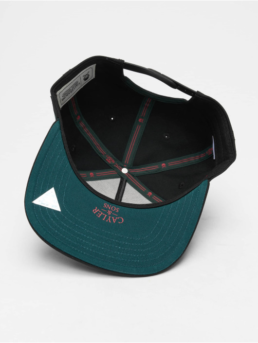 Cayler & Sons Snapback Cap Wl Royal Time nero