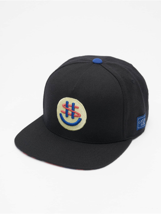 Cayler & Sons Snapback Cap WL MD$ nero