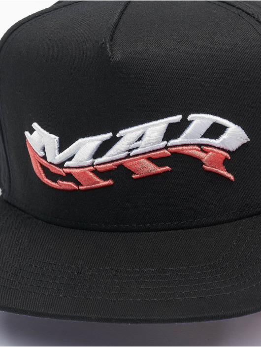 Cayler & Sons Snapback Cap WL Mad City nero