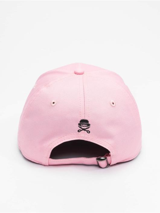 Cayler & Sons Snapback Cap Wl Boubld Voyage Curved pink