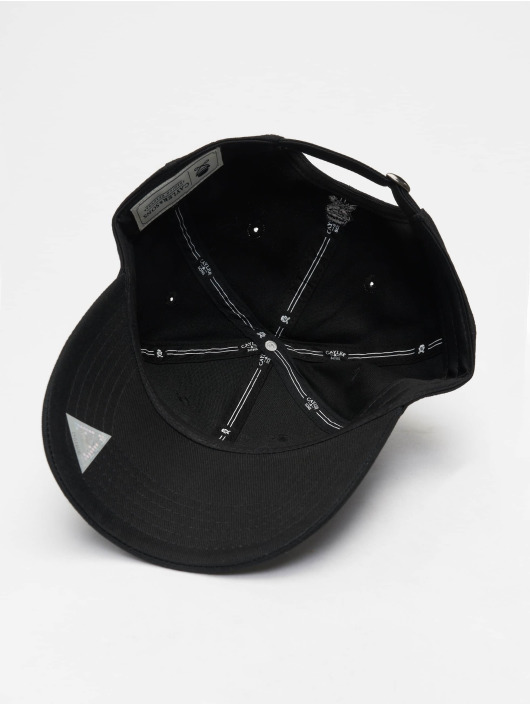 Cayler & Sons Snapback Cap White Label Chosen One Curved schwarz