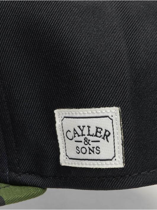 Cayler & Sons Snapback Cap WL Trust schwarz