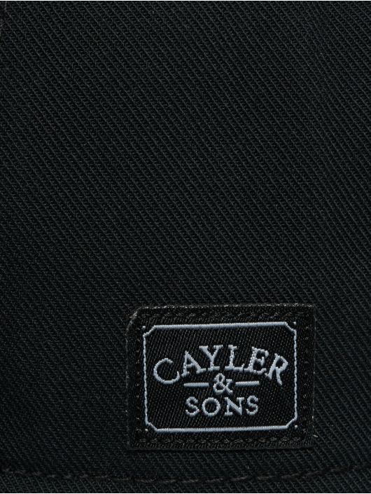 Cayler & Sons Snapback Cap Wl Cee Love schwarz