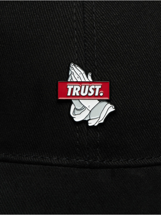 Cayler & Sons Snapback Cap C&s Wl Trust Curved schwarz
