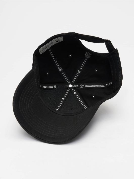 Cayler & Sons Snapback Cap Wl King Lines Curved schwarz