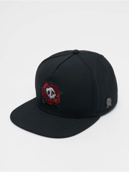 Cayler & Sons Snapback Cap CL Death Rose schwarz