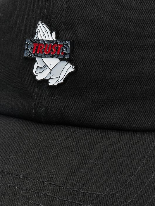 Cayler & Sons Snapback Cap WI Jay Trust schwarz