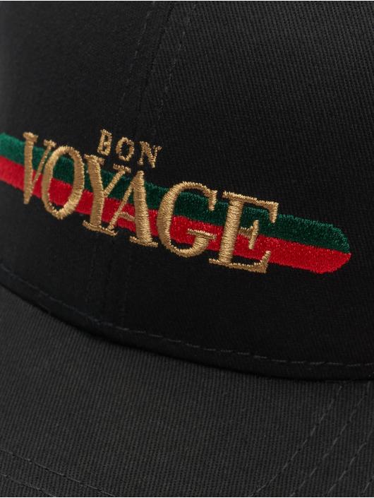 Cayler & Sons Snapback Cap WL Rich Voyage schwarz