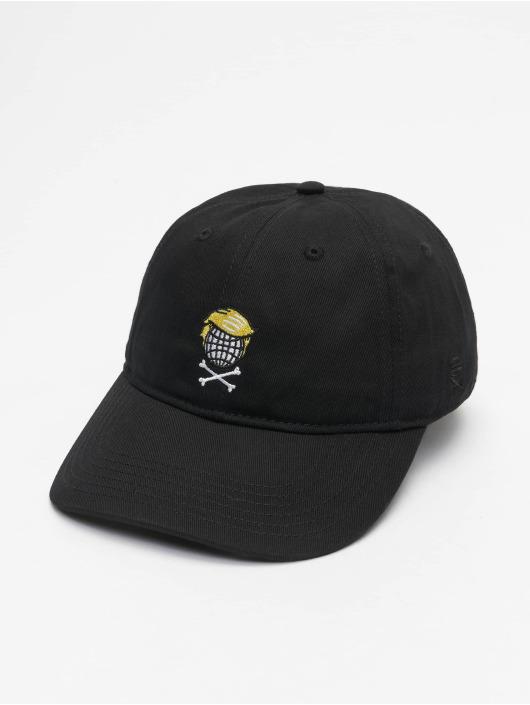 Cayler & Sons Snapback Cap WL We're Fucked Curved schwarz