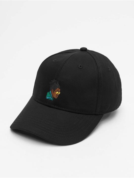 Cayler & Sons Snapback Cap WL Low Lines Curved schwarz
