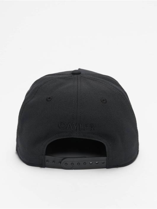 Cayler & Sons Snapback Cap WL MR C schwarz