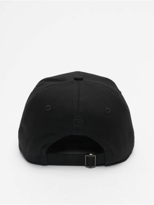 Cayler & Sons Snapback Cap WL MR C Curved schwarz