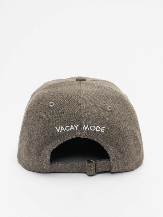 Cayler & Sons Snapback Cap WL Vacay Mode schwarz