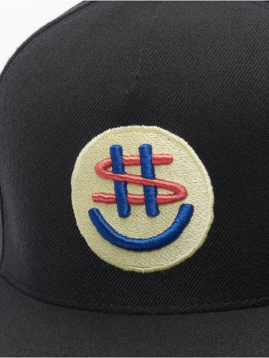 Cayler & Sons Snapback Cap WL MD$ schwarz