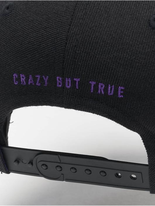 Cayler & Sons Snapback Cap Wl Crazy But True schwarz