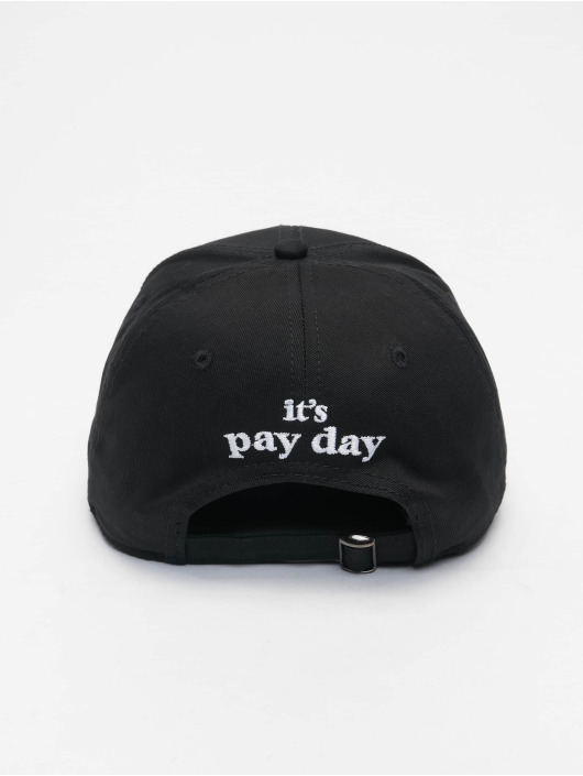 Cayler & Sons Snapback Cap Wl Pay Me Curved schwarz