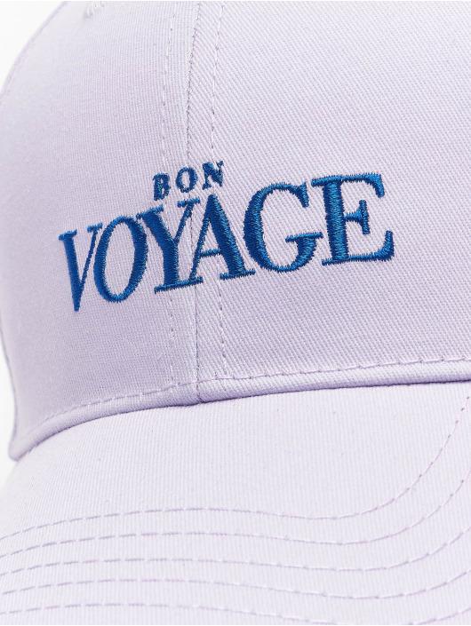 Cayler & Sons Snapback Cap WL Bon Voyage Curved violet