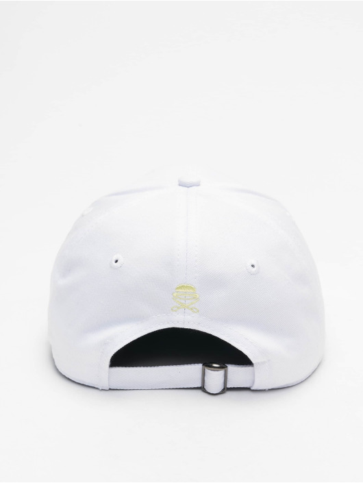 Cayler & Sons Snapback Cap WL Northern Lines Curved white